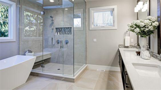 Badezimmer - Neubau und Sanierung